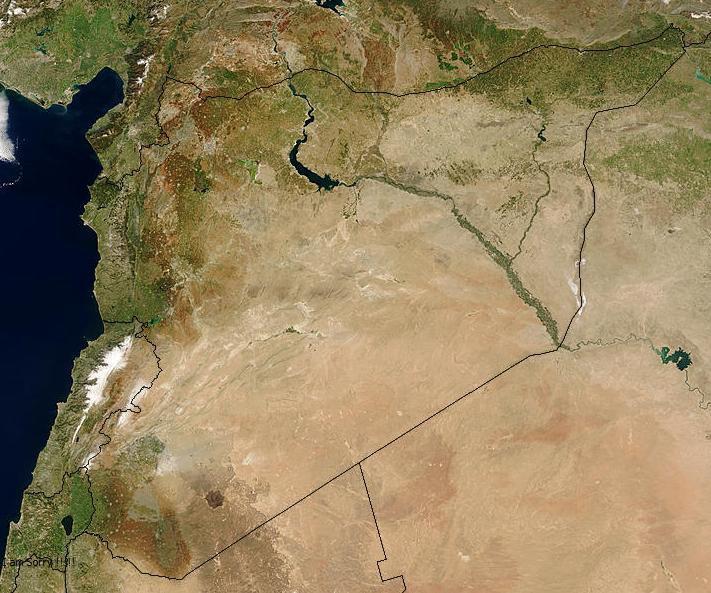 climateSyria
